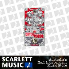 Digitech Dirty Robot Stereo Mini Synth Effects Pedal *BRAND NEW*