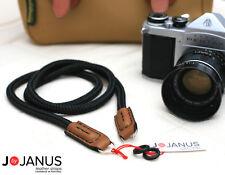 Handmade Camera Neck Strap | Leica M Fuji X  Olympus EMD Sony RX Nikon DF Canon