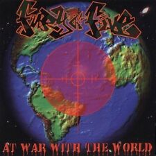 FURY OF FIVE-AT WAR WITH THE WORLD  CD NEW
