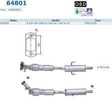 Pot catalytique Mazda 6 2.0i 16V 1999cc 104Kw/141cv LF 7/03 2/05, Magnaflow