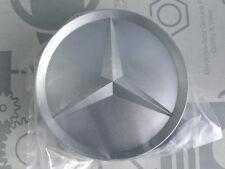Original Mercedes Nabendeckel Kanaldeckelfelgen Achtlochfelgen W201 W124 W126