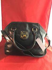 Women's Elliott Lucca Genuine Leather Purse Black Item #896594