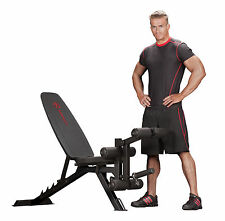 Marcy Multipurpose Home Gym Workout Utility Slant Board Bench | SB-350