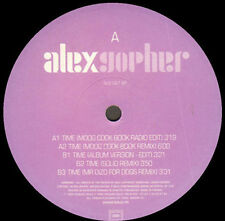 ALEX GOPHER - Time (Solid, Mr Oizo Rmxs) - solid