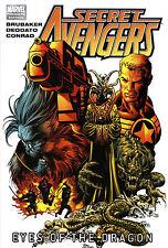 Secret Avengers Volume Vol 2 Eyes of the Dragon HC Hardcover Marvel (#6-12) 2011