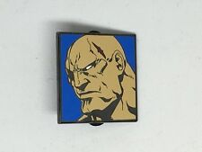 Sagat Street Fighter 2: Turbo Player 1 Pin - Udon SDCC Exclusive