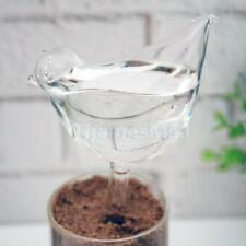Automatic Glass Bird Shape Simple Watering Device Plant for Garden Flower