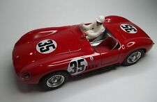 Probuild 1/32 slot car RTR- MASERATI 300s SPEARS JOHNSTONE #35  Sebring 3rd MB