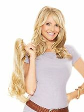 HairUWear The Pony Christie Brinkley Collection  Hair Extension Light Blonde
