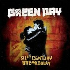 "GREEN DAY ""21st CENTURY BREAKDOWN"" 2 LP VINYL NEU 180 GRAMM"