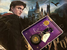 RARE NEW BOXED! HARRY POTTER SORCERER'S STONE FOSSIL HOGWARTS HANG TAG WATCH