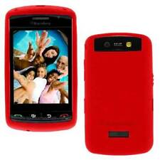 OEM NEW Dark Red Sleeve GEL Silicon Skin Case Blackberry STORM 9500 9530 GENUINE