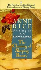 The Claiming of Sleeping Beauty by Anne rice writing as A. N. Roquelaure