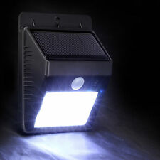 New Solar Light URPOWER 8 LED Outdoor Solar Powerd &Motion Activated Auto On/Off