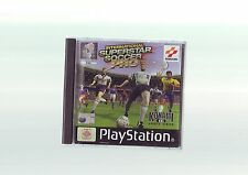 INTERNATIONAL SUPERSTAR SOCCER PRO - SONY PS1 GAME / PS2 PS3 COMPATIBLE COMPLETE