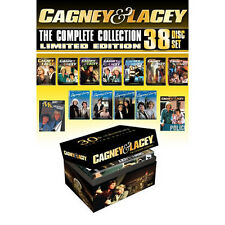 Cagney & Lacey Limited Edition Complete TV Series Collection DVD Box Set Seasons