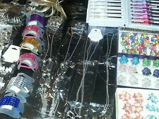 Wholesale Lot 1500PC'S mix fashion jewelry Great f-Resale GOING OUT OF BUSINESS