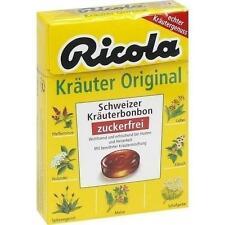 RICOLA o.Z. Box Kräuter Bonbons 50 g