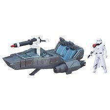 Star Wars The Force Awakens 3.75-Inch Vehicle First Order Snowspeeder