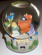 Disney Sleeping Beauty Musical Snowglobe Once Upon A Dream Retired Snow Globe