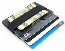 Slim Wallet Card Id Credit Holder Money Mens Pocket Clip Thin Travel Smart New