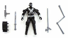 G.I.Joe/Cobra_1989 Snake Eyes *Commando*_100% COMPLETE_C9.5 NEAR MINT!!!