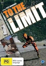 TO THE LIMIT A FILM BY PEPE DANQUART BRAND NEW SEALED ROCKCLIMBING DVD MOVIE!