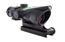 Trijicon TA31F-G ACOG 4x32 Scope Illuminated Green Chevron .223 Reticle TA51 Mt