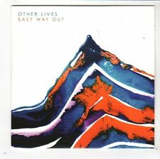 (FY405) Other Lives, Easy Way Out - 2015 DJ CD