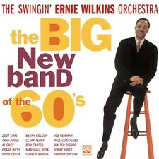 Ernie Wilkins THE SWINGIN' ERNIE WILKINS ORCHESTRA THE BIG NEW BAND OF THE 60'S