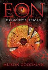 Eon: Dragoneye Reborn by Alison Goodman Hardcover Book with DJ (English)