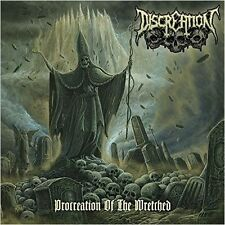 DISCREATION - Procreation Of The Wretched  [BLACK Vinyl] LP