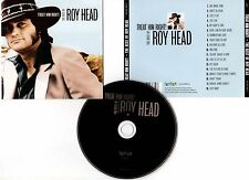 "ROY HEAD ""Treat Him Right ! - The Best Of"" (CD) 2007"