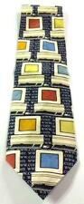 """WWW.COM"" COMPUTER NEW SILK TIE BY RALPH MARLIN 2495"