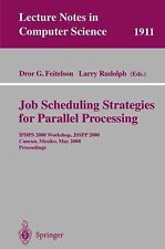 Lecture Notes in Computer Science: Job Scheduling Strategies for Parallel...