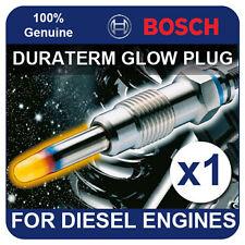 GLP194 BOSCH GLOW PLUG AUDI A6 3.0 TDI Quattro 04-06 [4F2, C6] BMK 221bhp