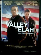 In the Valley of Elah (DVD, Canadian) Tommy Lee Jones WORLD SHIP AVAIL