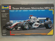 Revell 1/24 Scale Formula One Team McLaren Mercedes MP4-20 - Factory Sealed