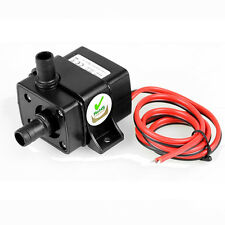 DC12V 3m 240L/H Ultra Quiet Brushless Motor Submersible Pool Water Pump Solar ST