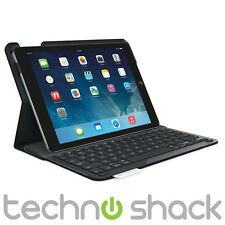 Logitech Type+ Folio Keyboard Cover for iPad Air 2 - Black