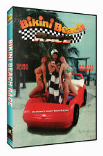Bikini Beach Race DVD-Dana Plato-Ron Jeremy-BRI-90s-comedy-sexy-T&A-bed races
