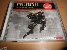 FINAL FANTASY N GENERATION cd BEST of HITS collection EXCLUSIVE Uematsu OST