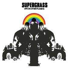 Life on Other Planets by Supergrass (CD, Feb-2003, Island (Label))