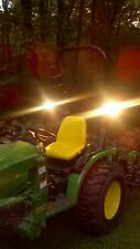 Light Shrouds for John Deere Utility Tractor Work Lights - Horse Blinders