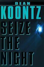 Seize the Night (G K Hall Large Print Book Series)-ExLibrary