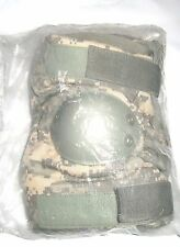 US Army Military Surplus Bijan's ACU Tactical Elbow Pads Large L New