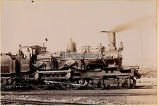 Locomotive NORD 2.203 c. 1880-90 - Usine de Belfort Train - 49