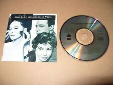 Gigi & An American In Paris cd Soundtrack 1989 -16 tracks