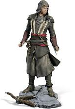 FIGURE ASSASSIN´S CREED 24 CM AGUILAR MICHAEL FASSBENDER STATUE CINEMA ASSASSIN