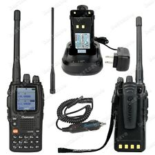 WouXun KG-UV9D V U 2.5Khz 136-174/400-512MHz Air Band 7 Band Two Way Radio B0035